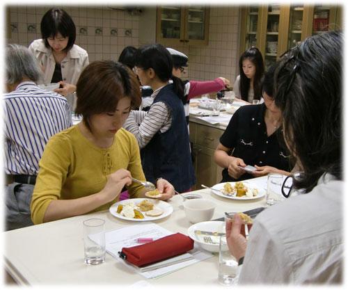 ベターホーム協会食文化セミナーはじめてのはちみつ講座b
