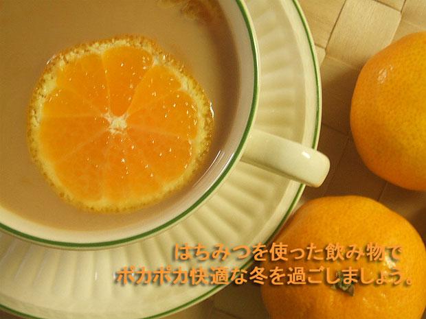 はちみつ講座@NHK文化センター豊橋教室一日講座「はちみつでつくるポカポカ飲み物」