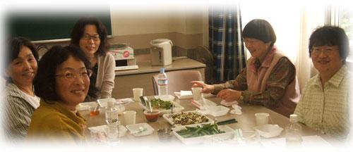 NHK文化センター豊橋はちみつでクッキング!はちみつで楽しむ四季の料理09年10月からa