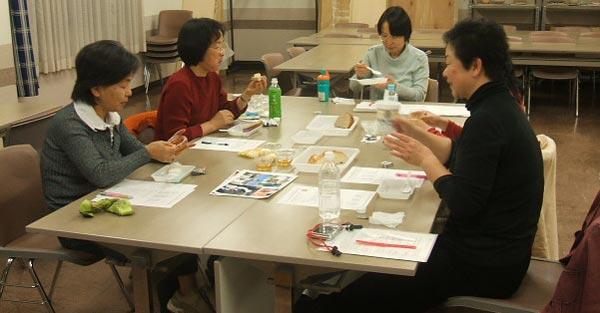 NHK文化センター豊橋教室はちみつ講座2008年定期講座
