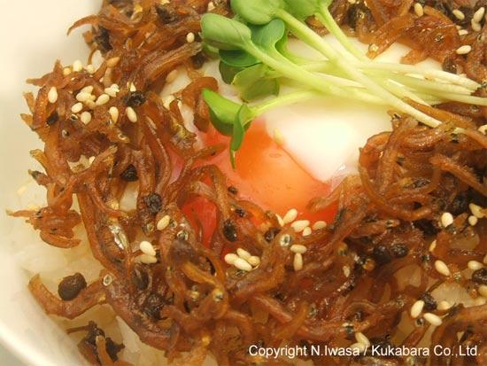 はちみつレシピオーストラリア産ユーカリはちみつペパーミントで作る実山椒の佃煮とちりめん山椒5