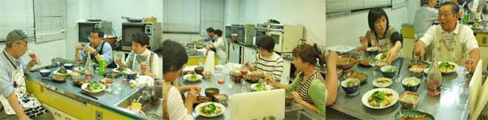ヴィエオの会オーストラリア産ユーカリはちみつを使った料理3